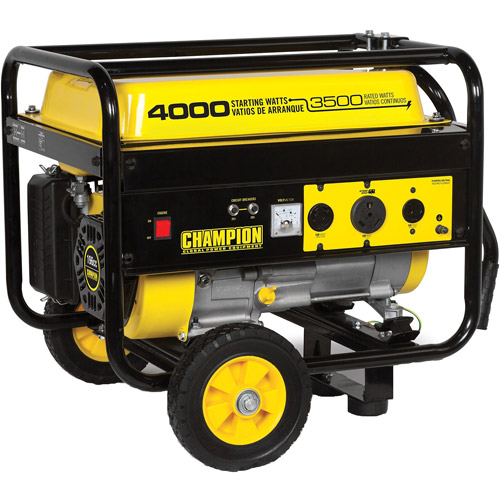 Champion Power 3500 Watt