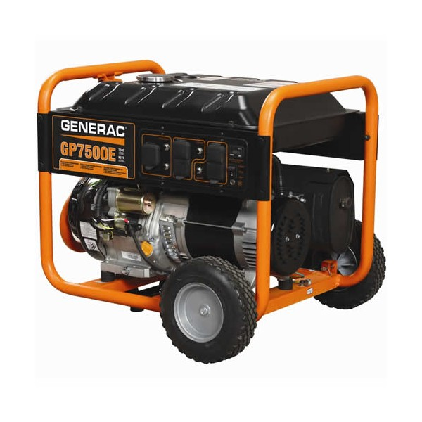 Generac GP Series 7500E Watt
